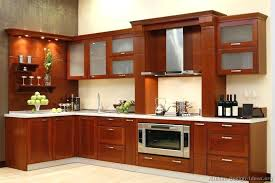popular kitchen cabinet wood stain colors furniture for cabinets traditional 2