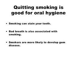 what are the health benefits of smoking cessation