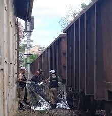 Acidente na linha férrea mata homem em Juiz de Fora | Zona da Mata