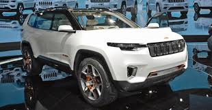 jeep new models 2018. perfect new jeep yuntu concept and jeep new models 2018