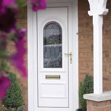 brown upvc front door upvc entrance door