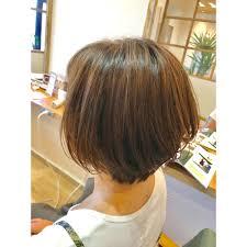 ワックスで簡単スタイリングショートボブ Chill Hairチルヘアーの