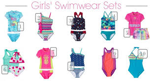 Swimwear for Kids Under $20 | Divine Lifestyle