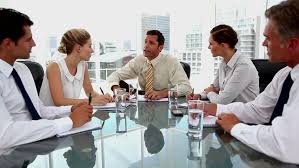 office meeting. businessman talking to colleagues taking notes in the office hd stock video clip meeting s