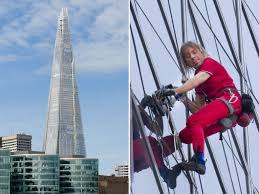 Forget the Green Goblin... Shard to stop French 'Spiderman' Alain Robert –  with an injunction | The Independent | The Independent