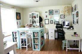 office craft room ideas. Best Craft Room Designs Awesome Comfortable Quiet Beautiful Chairs Table Furniture Home Office Ideas O