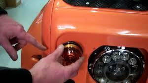 Land Rover Defender Red Warning Light Front Side Indicator Light Options On Land Rover Defender