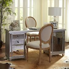 pier 1 imports home office. Build Your Own - Hayworth Mirrored Desk | Pier 1 Imports Home Office S