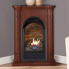 duluth forge dual fuel vent free fireplace insert 15 000 btu t stat