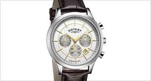 rotary watches go argos rotary men s stainless steel black strap chronograph watch three silver coloured sub dials
