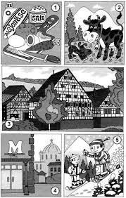 Итоговая контрольная работа по немецкому языку чтение немецкий  Текст