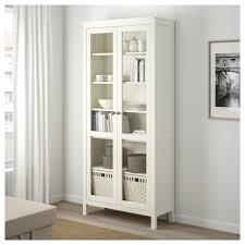 first rate hemnes glass door cabinet hemnes glass door cabinet white stain x cm ikea