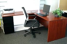office cubicle accessories. Cubicle Office Desk Cherry L Shaped A Dimensions Furniture Accessories