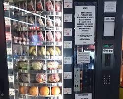 Fresh Fruit Vending Machines Fascinating PHOTO] Zagreb's Central Bus Station Gets First Fresh Fruit Vending