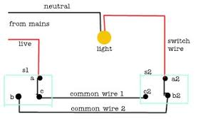 two switches one light circuit diagram com two switches one light circuit diagram wiring a 2 way switch diagram wiring