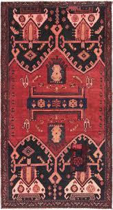 main 3 6 x 7 9 zanjan persian runner rug photo