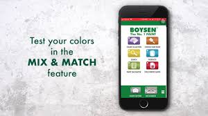 Boysen Virtuoso Color Chart Use The Boysen App The Right Way