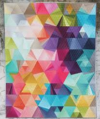 Ombre Tessellation Quilt Pattern Kit by Alison Glass and Nydia ... & Ombre Tessellation Quilt Pattern Kit by Alison Glass and Nydia Kehnle -  Limited Edition Adamdwight.com