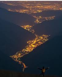 Valley Of Lights In Italy Pin On World