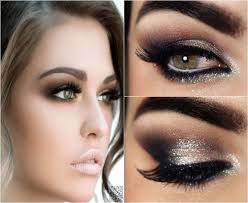 perfect eye shadow to plement green eyes