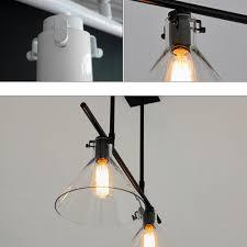 Us 22979 Glas Hanglamp Vintage Industriële Verlichting Woonkamer Bar Veranda Keuken Eiland Led Lamp Grote Moderne Hanger Plafond Lampen In Glas