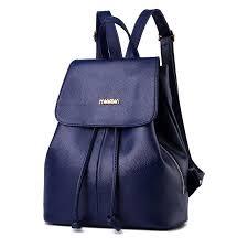 students backpack women shoulder bag designer college pu leather girl rucksack cute fashion las bags handbags knapsack travel bags pink backpacks daypack