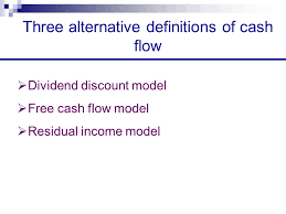 Discounted Cash Flow Valuation Ppt Download