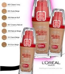 loreal infallible makeup liquid foundation 612 sand beige loreal infallible foundation liquid foundation loreal