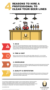 4 reasons to hire a professional beer line cleaner 4 reasons to hire a professional beer line cleaner