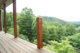 top result diy aluminum deck railing awesome hendersonville nc deck cable railing systems kilpatrick co photography