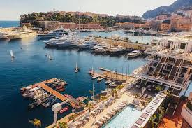warmest place in france the french riviera