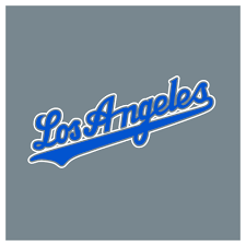 Free download of Los Angeles Dodgers Vector Logo - Vector.me