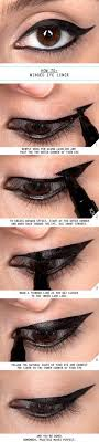 the perfect cat eye winged eyeliner tutorial get all your makeup at beauty