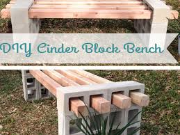 ■home decor Amazing Cinder Block Furniture Backyard Make