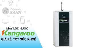 Máy lọc nước RO Kangaroo 6 lõi: giá rẻ, tốt sức khoẻ (VTU KG08)