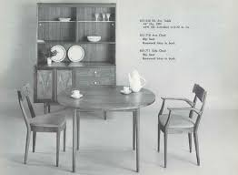 midcentury furniture grandkid nostalgia modern trend valley npr s andrea hsu paid 75 for her midcentury modern table and chairs shown here in a 1963 drexel declaration catalog she quickly realized it was a steal