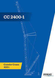 Demag Cc2400 1 Cranepedia