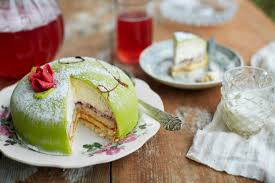 Princesscake Aka Prinsesstårta Recipe Visit Sweden
