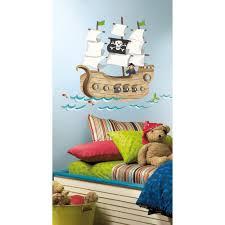 pirate ship 18 piece l and stick giant