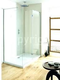 doorless glass shower enclosures walk in shower no glass medium size of shower no glass doors doorless glass shower