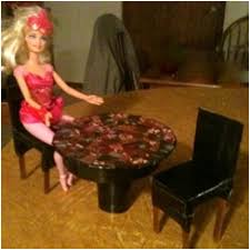 make your own doll furniture. Frugal Christmas Gifts Day 24: Make Your Own Dollhouse Furniture - MoneySavingQueen December 2011 Doll T