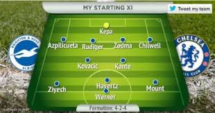 View chelsea fc squad and player information on the official website of the premier league. Chelsea S Strongest Line Up For 2020 21 Premier League Opener Against Brighton With 4 New Players Chelsea 247