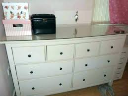 glass chest of drawers ikea glass dresser large chest drawers and top great condition in for glass chest of drawers ikea