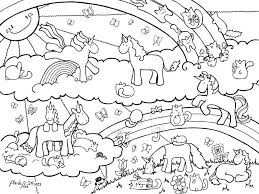 Unicorn Color Sheet Top Free Printable Unicorn Coloring Pages Online