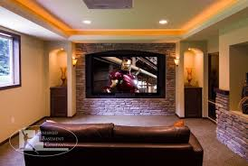 basement home theater. Contemporary Theater Basement Home Theater Traditionalhometheatre Throughout L