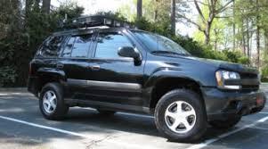 trailblazer tire size tire size for 2004 chevy trailblazer with chevrolet trailblazer 2008
