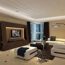 indirect lighting ideas tv wall. Modern Living Room Ideas Magazine Rack White Sofa Standing Lamp Ottoman Black Coffee Table Tv Wall Unique Shelves With Lighting Of Amazing Indirect B