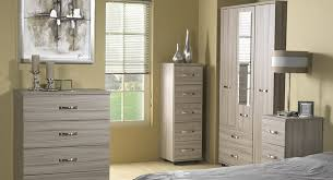 mono grey finish bedroom furniture