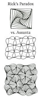 Zentangle Graph Paper And Pancake Art Math Munch