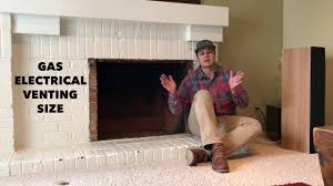 how to install a gas fireplace insert